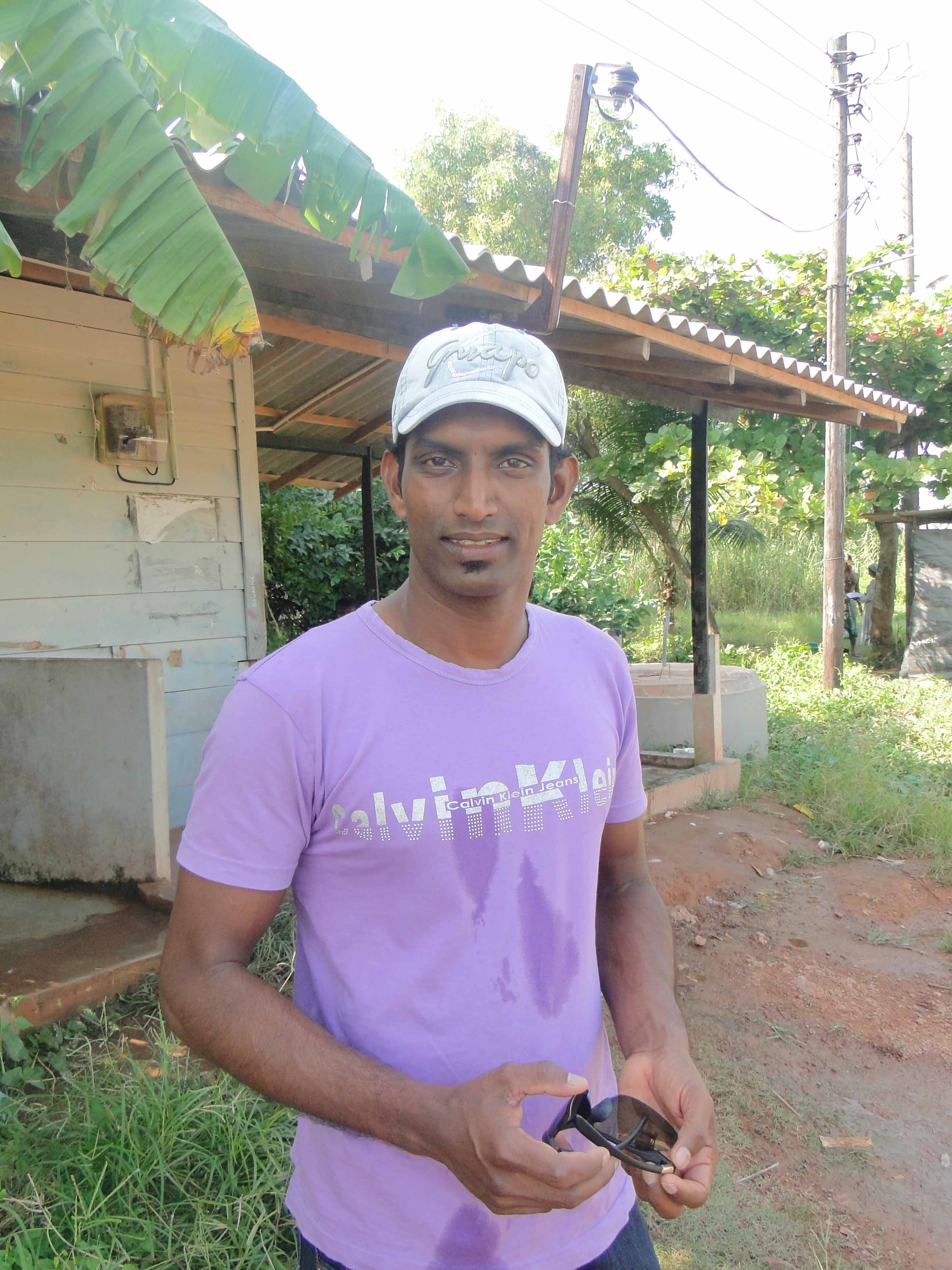 Coordinator Eranga